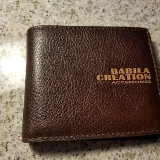 BABILA Men's Wallet 皮銀包
