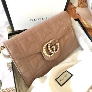 Authentic Gucci woc 珍珠包