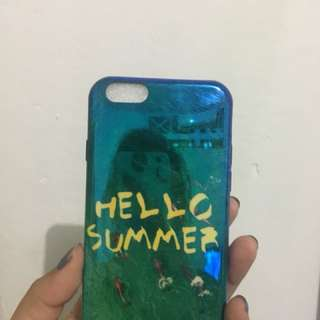 Iphone 6s soft case