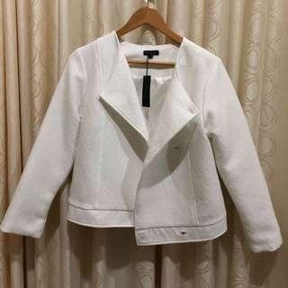 Schon White Jacket