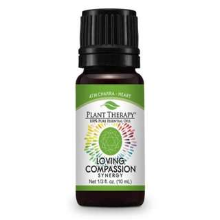 Plant Therapy Loving Compassion (Heart Chakra)  )Essential Oil 10ml