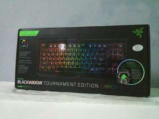 Keyboard Mechanical Razer Blackwindow Chroma TE