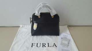 Furla Small Piper Black