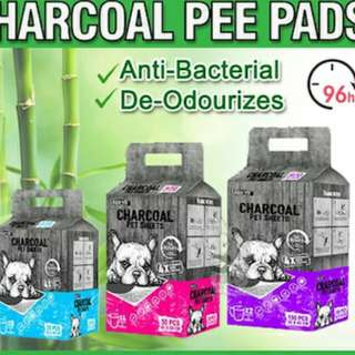 AbsorbPlus Charcoal Pet Sheet (Pee Pad)