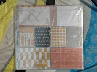 Becky Higgins Project Life Sleeves 31pcs