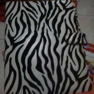 Binder Zebra
