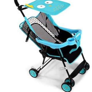 Light weight travel stroller/ seababy