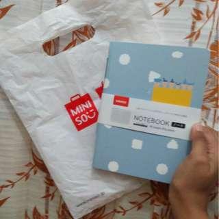 H06 Note Book mini