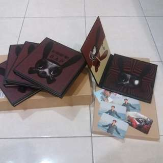 [Unsealed]B.A.P BADMAN album with photocards