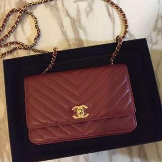 Brand New Chanel WOC