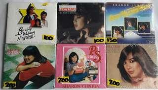 Sharon Cuneta Kuh Ledesma Nikki Gil CD Album