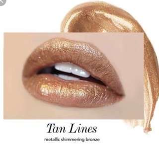 Jouer tan lines lip topper