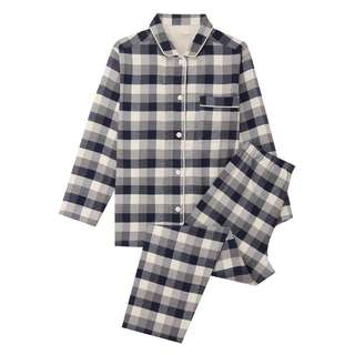 MUJI seamless flannel pyjamas (only top!)