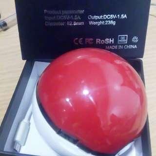 PokeBall Powerbank with box
