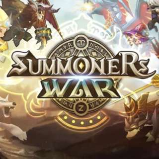 Summoners war account for sale