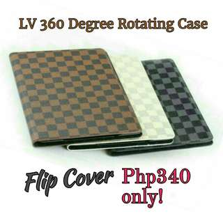 🌞 New! LV Inspired Flip Covers for IPAD Mini, IPAD & IPAD Air models