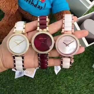 AUTHENTIC MK WATCH