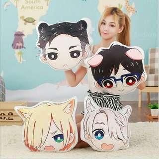 [Pre-order] Yuri on ice cushion