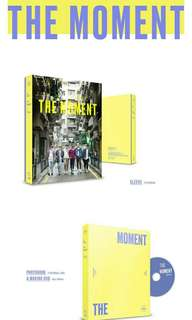 [PREORDER]JBJ 1st Photobook The Moment (Limited Edition)