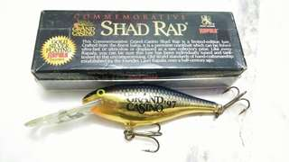 Rapala Shad Rap Collector Item