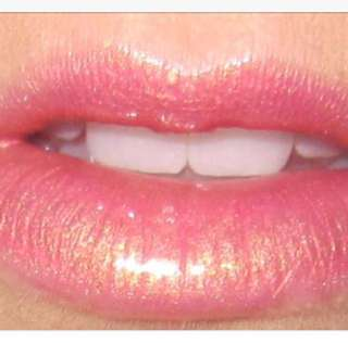 Hourglass Reflect Extreme Sheen Shimmer Gold Pink Lipgloss