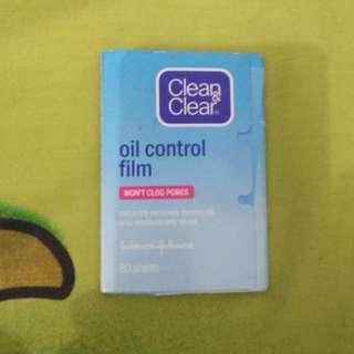 H06 Clean&Clear oil control film