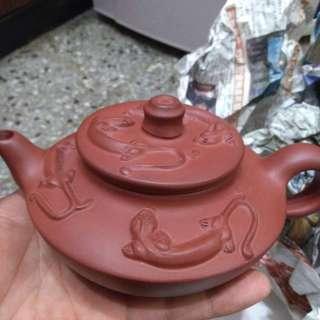 🚚 老 茶壺