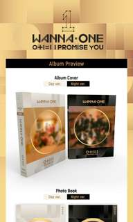 [PREORDER]Wanna One (0+1=1) I Promise You