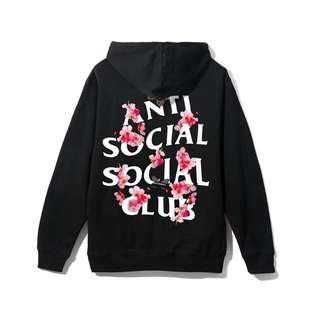 assc hoodie(M)