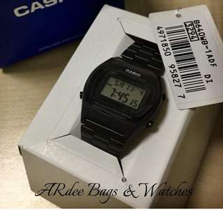 AUTHENTIC CASIO WATCH B640-WB