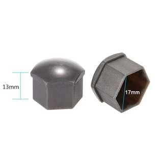 20pcs 17mm Wheel Plastic Nuts/cap