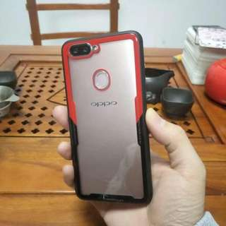 Tempered Glass Case Oppo F5 or F1S
