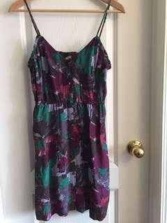 Ecoté Silk Dress Size M