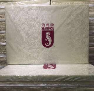 FREE DELIVERY BN Seahorse Foldable Mattress/sea horse bed