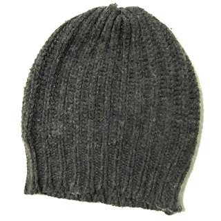From London, Thick Knitted Bonnet / Beanie