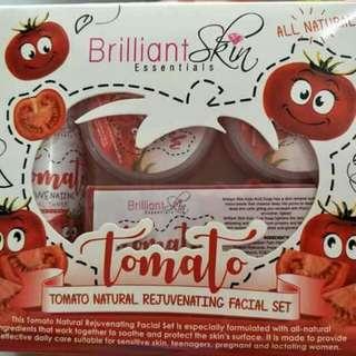 Brilliant Skin Tomato Set
