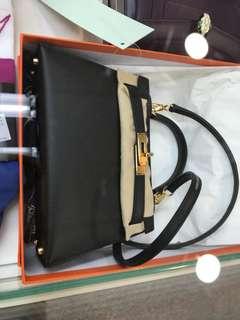 Hermes mini Kelly 黑色 全新購自歐洲 保證真品