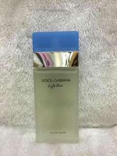Dolce ang Gabana perfume
