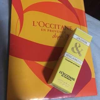 Loccitane Jasmin & Bergamote Travel Eau de Toilette perfume