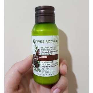 Yves RocherNutri-Repair Treatment Shampoo
