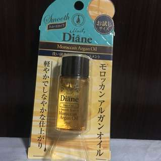 Moist Diane Moroccan Argan Oil Travel size