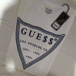 🔥Sale! Men's Guess Shirt Authentic Quality