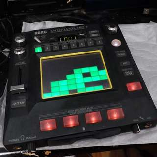 Korg Kaossilator Pro+ Dynamic Phrase Synthesizer and Loop Recorder