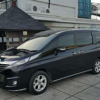 Mazda Biante Skyactiv 2.0 at 2014 hitam metalik