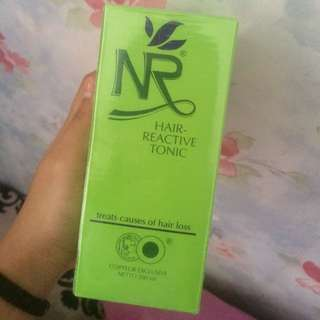 NR-hair reactive tonic
