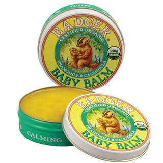 Badger baby balm chamomile & calendula