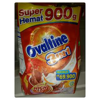 Ovaltine 3in1 chocolate