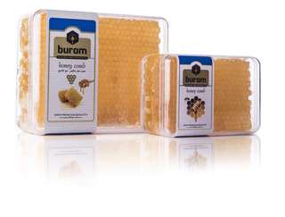 歐洲蜂巢蜜品牌Buram Honey Comb 蜂巢蜜 220G