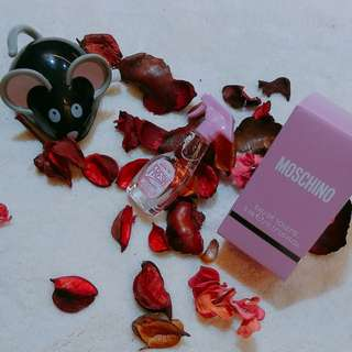 Moschino EDT  Pink Fresh Couture