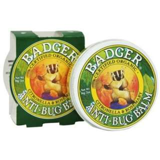 Badger anti-bug balm citronella & rosemary